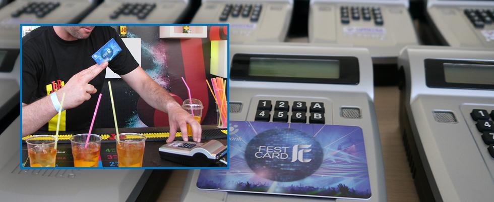 ibonus cashless festival payment system