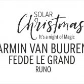 SOLAR CHRISTMAS 2017 СОФИЯ ARMIN VAN BUUREN, FEDDE LE GRAND