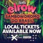 Elrow Sofia 2020